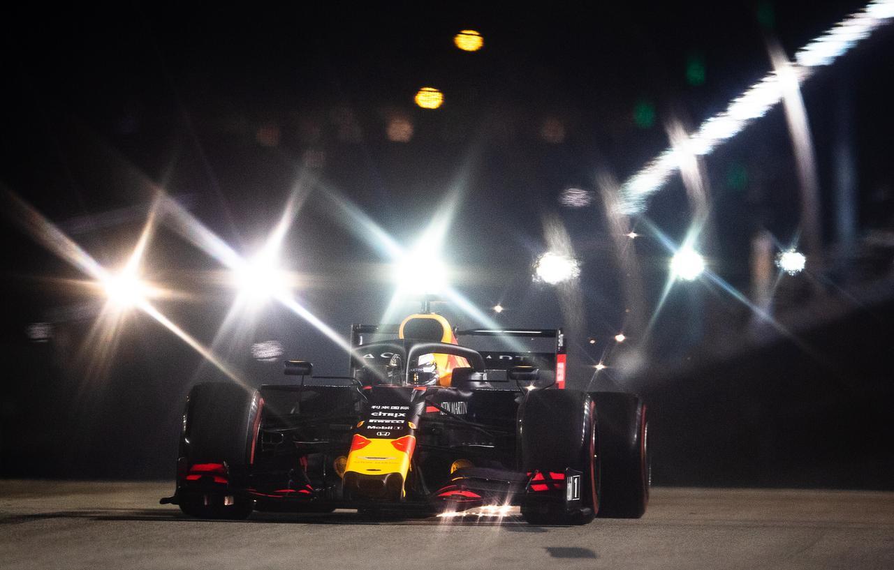 Images : 5番目の画像 - F1シンガポールGP予選 - Webモーターマガジン