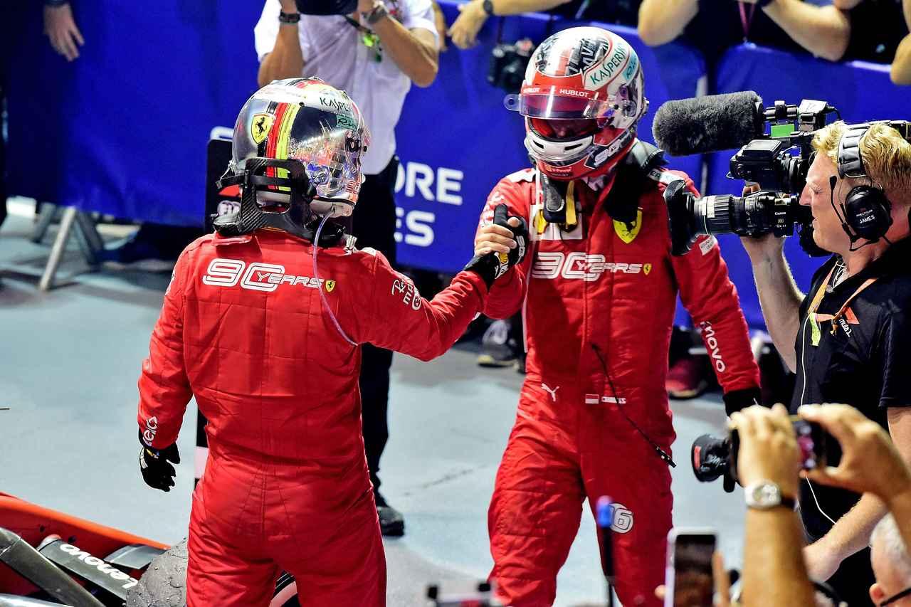 Images : 4番目の画像 - 2019 F1第15戦シンガポールGP決勝 - Webモーターマガジン