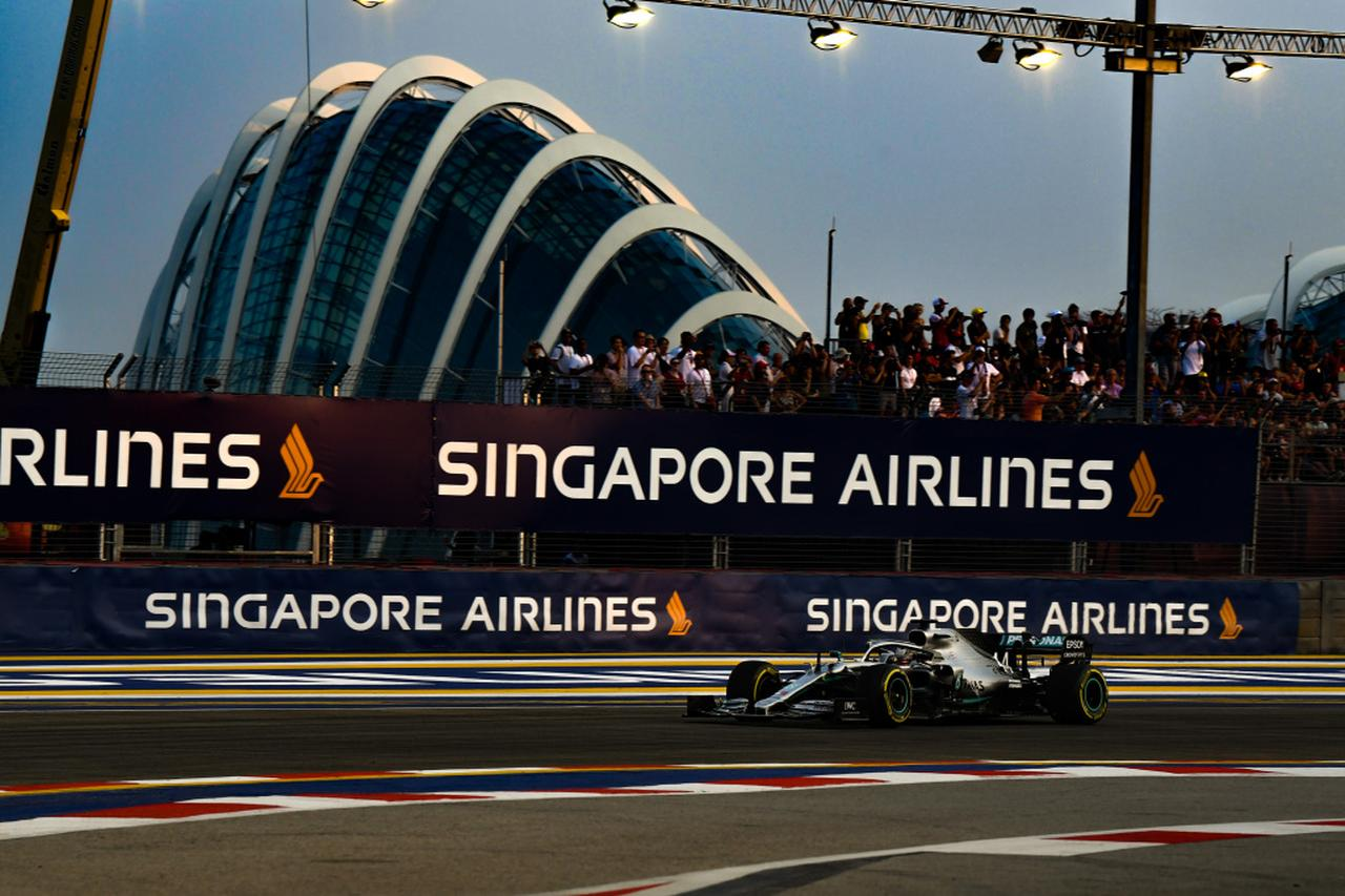 Images : 3番目の画像 - F1シンガポールGP予選 - Webモーターマガジン