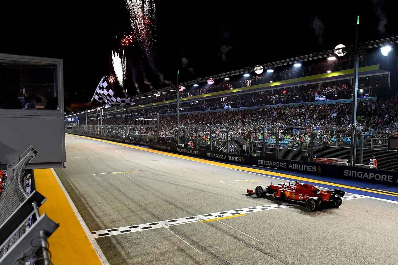 Images : 3番目の画像 - 2019 F1第15戦シンガポールGP決勝 - Webモーターマガジン