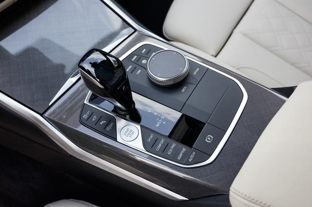 画像: ドライビングパフォーマンスコントロールには「エコプロ」、「コンフォート」「スポーツ」「アダプティブ」が用意される。