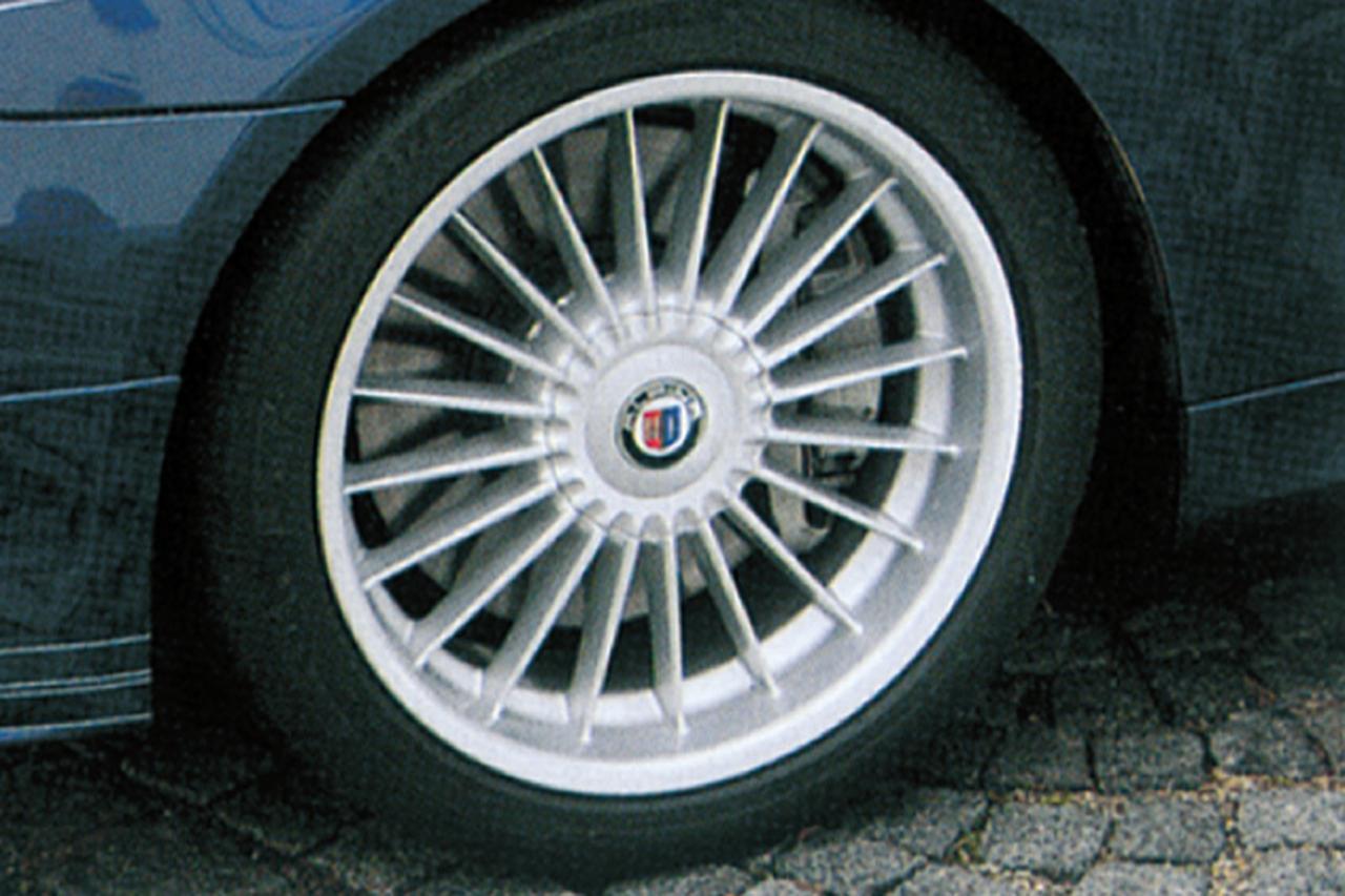 Images : 6番目の画像 - BMW アルピナB5(2005年) - Webモーターマガジン