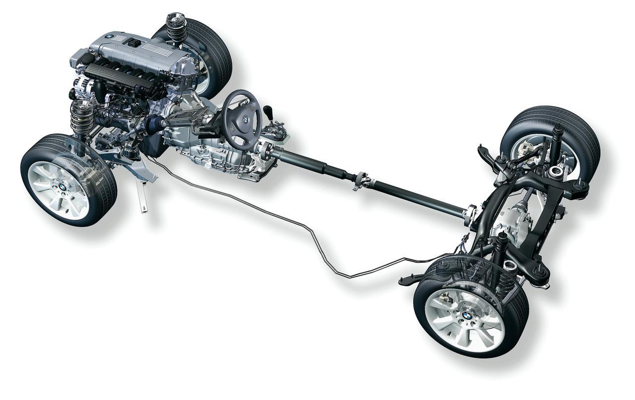 Images : 13番目の画像 - E90型BMW 3シリーズ(2005年) - Webモーターマガジン