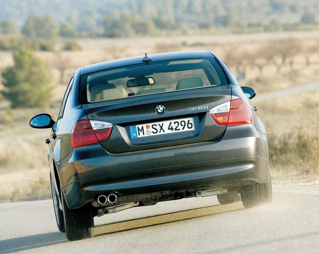 Images : 4番目の画像 - E90型BMW 3シリーズ(2005年) - Webモーターマガジン
