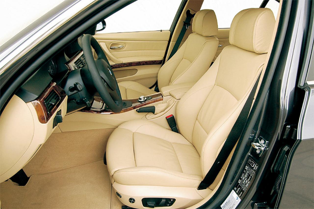 Images : 9番目の画像 - E90型BMW 3シリーズ(2005年) - Webモーターマガジン