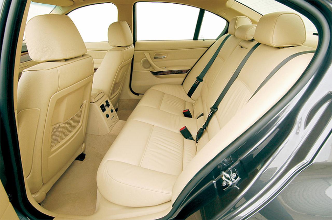 Images : 10番目の画像 - E90型BMW 3シリーズ(2005年) - Webモーターマガジン