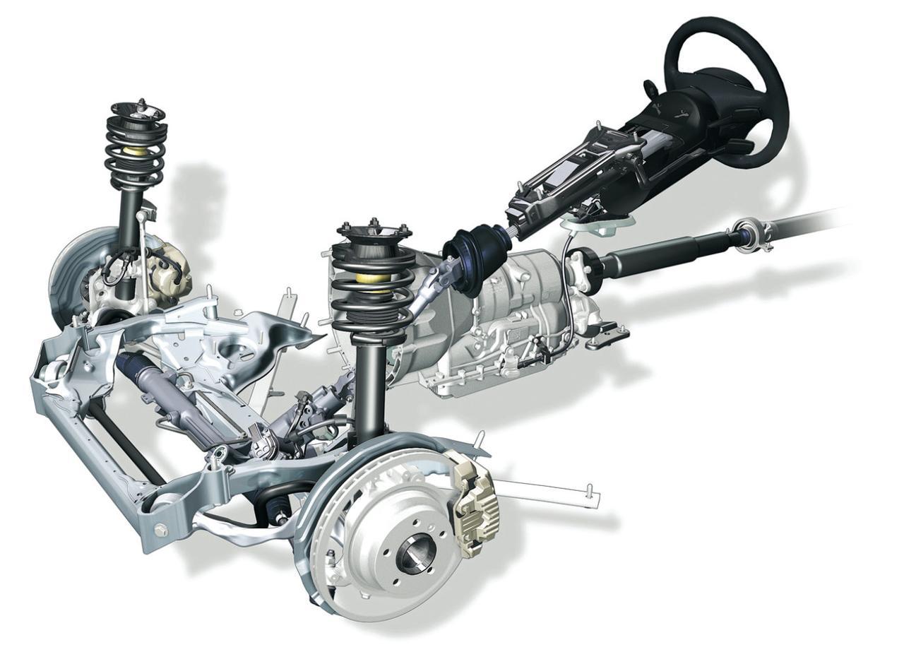 Images : 14番目の画像 - E90型BMW 3シリーズ(2005年) - Webモーターマガジン