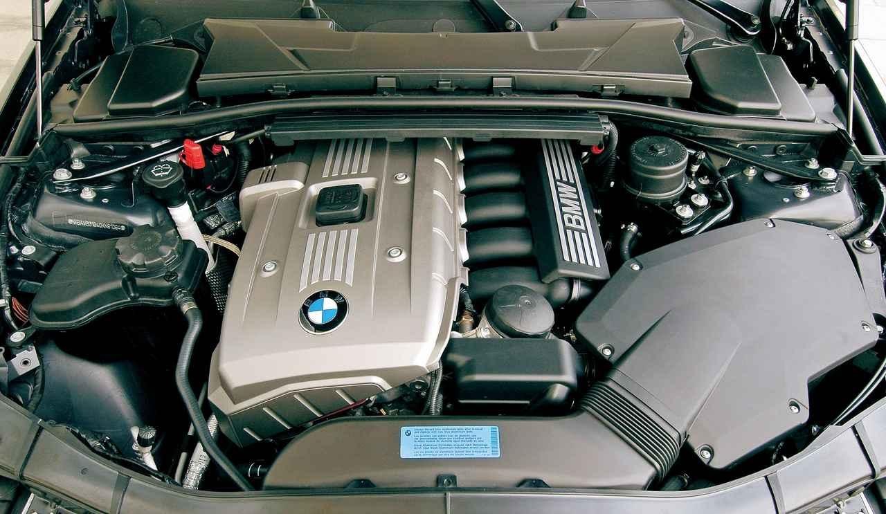 Images : 5番目の画像 - E90型BMW 3シリーズ(2005年) - Webモーターマガジン