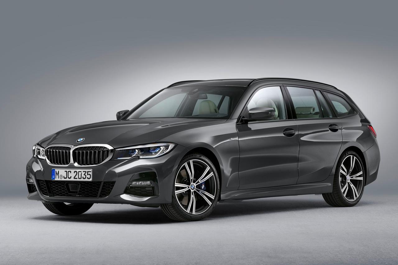 Images : 6番目の画像 - BMW 3シリーズツーリング - Webモーターマガジン