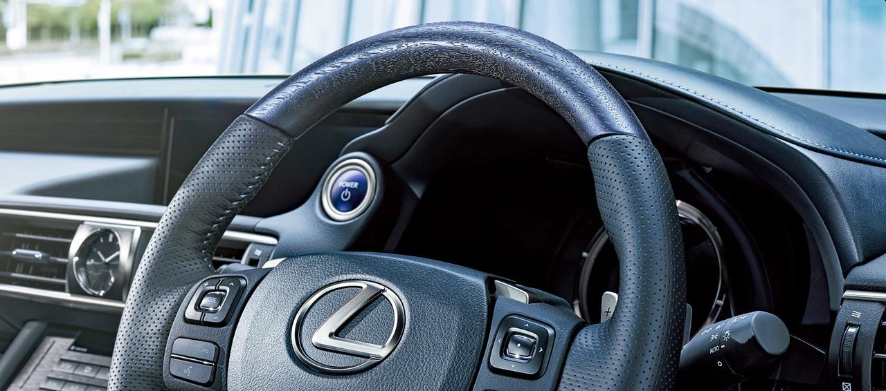 Images : 8番目の画像 - レクサス LC/IS 特別仕様車 - Webモーターマガジン