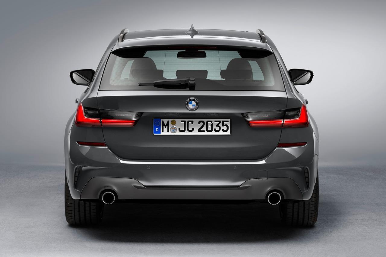 Images : 2番目の画像 - BMW 3シリーズツーリング - Webモーターマガジン
