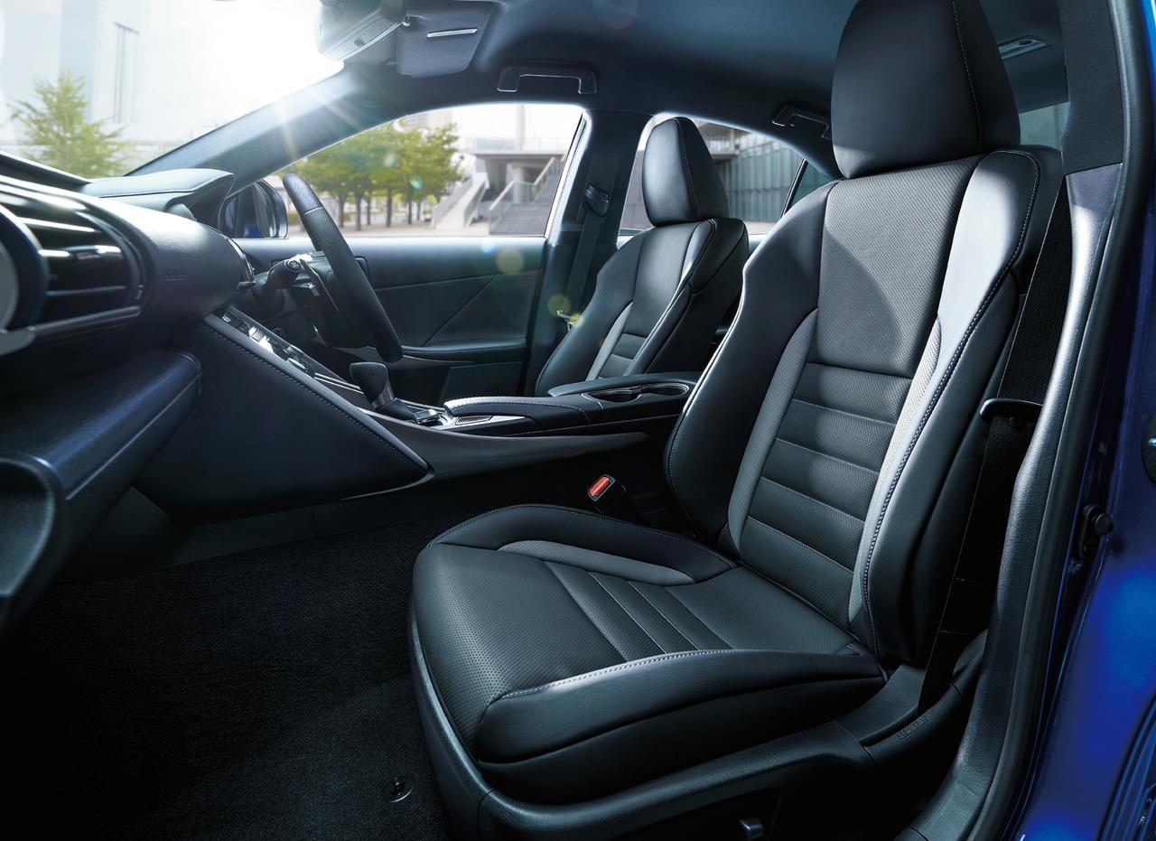 Images : 7番目の画像 - レクサス LC/IS 特別仕様車 - Webモーターマガジン