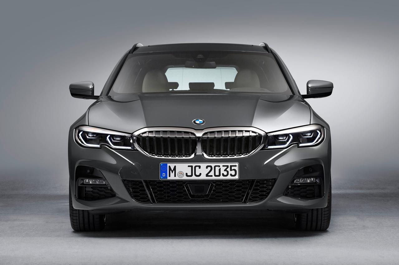 Images : 1番目の画像 - BMW 3シリーズツーリング - Webモーターマガジン