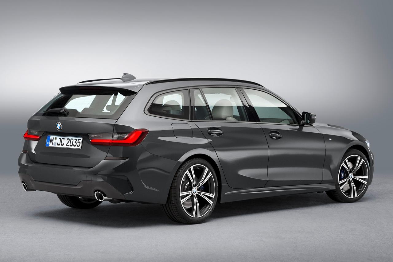 Images : 4番目の画像 - BMW 3シリーズツーリング - Webモーターマガジン