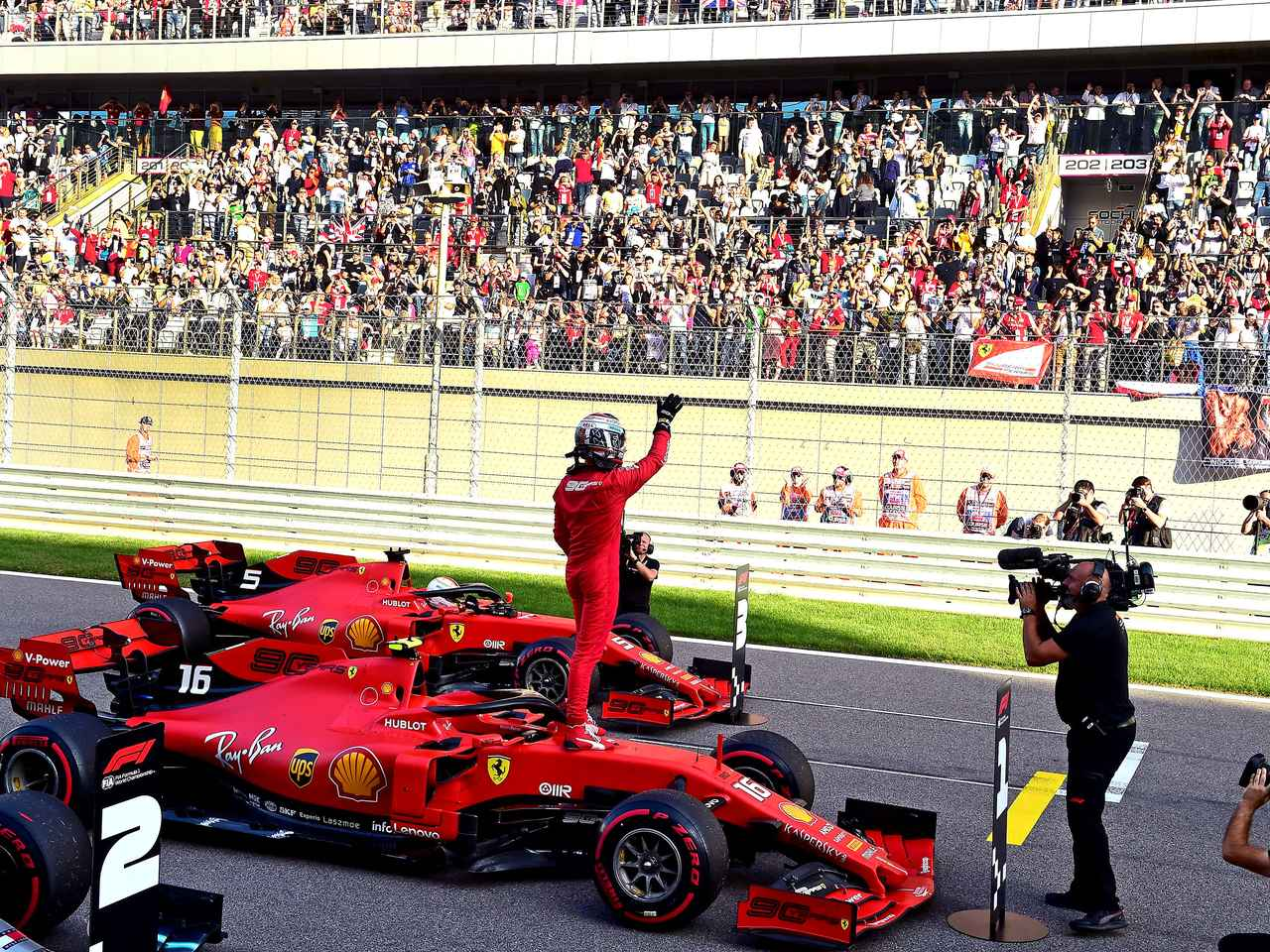 Images : 1番目の画像 - F1ロシアGP 予選 - Webモーターマガジン