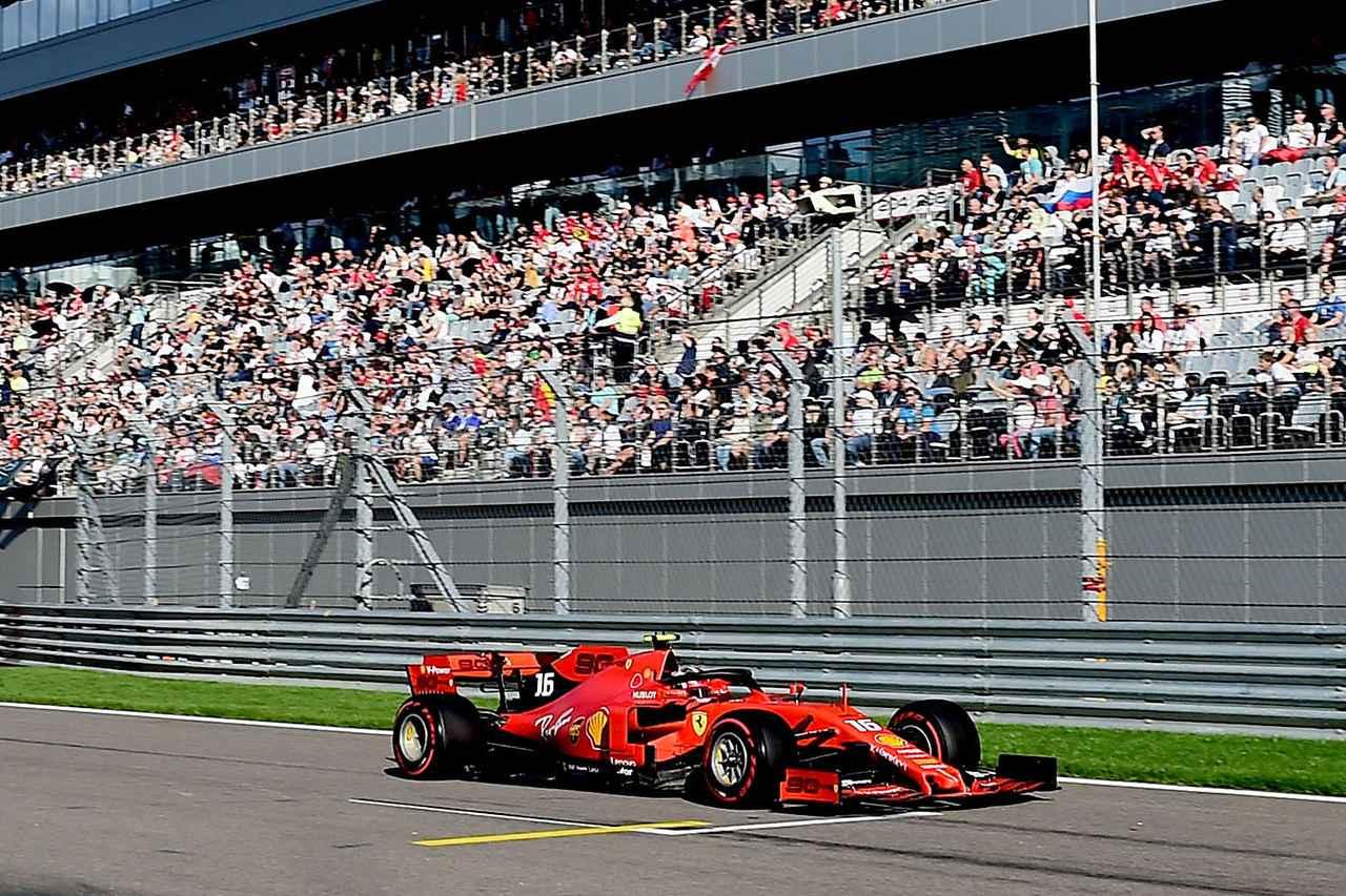 Images : 3番目の画像 - F1ロシアGP 予選 - Webモーターマガジン