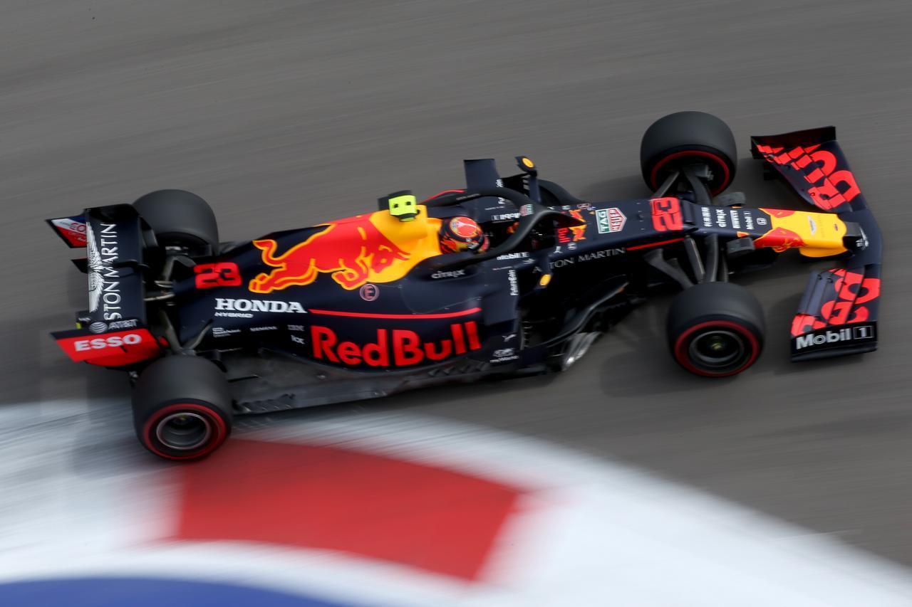 Images : 3番目の画像 - F1ロシアGP決勝 - Webモーターマガジン