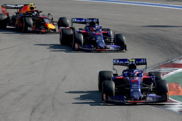 画像: トロロッソ・ホンダの2台は惜しくもポイント獲得はならなかったが、次戦に向けていい走りを見せた。