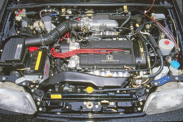 画像: エンジンは先代と同じZC型だが、圧縮比のアップや低フリクション化によって、性能アップが図られた。