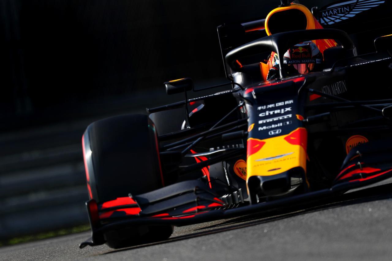 Images : 8番目の画像 - 2019 F1第16戦ロシアGP決勝 - Webモーターマガジン
