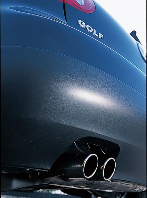 Images : 10番目の画像 - フォルクスワーゲン ゴルフGTX(2005年) - Webモーターマガジン