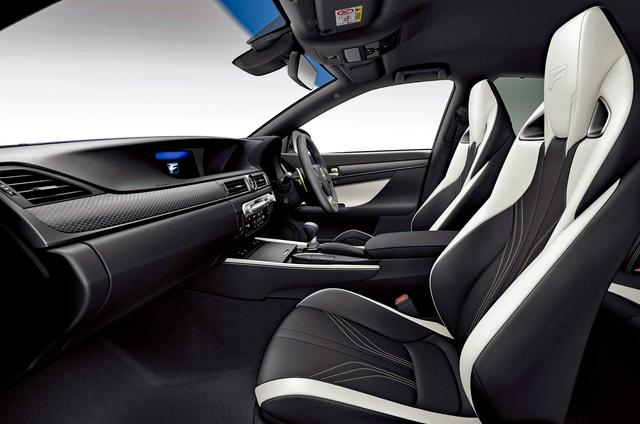 画像2: ブラック&アクセントホワイトのインテリアカラー(オプション装着車)