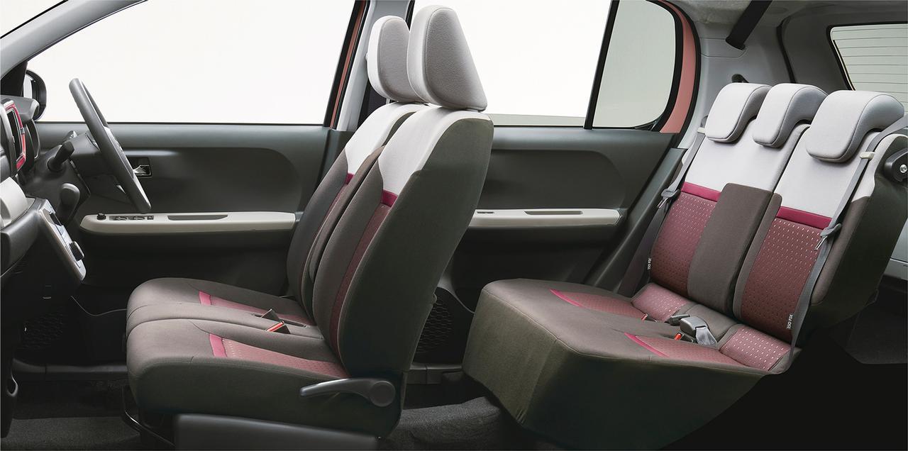 Images : 4番目の画像 - ブーンとトールの特別仕様車 - Webモーターマガジン