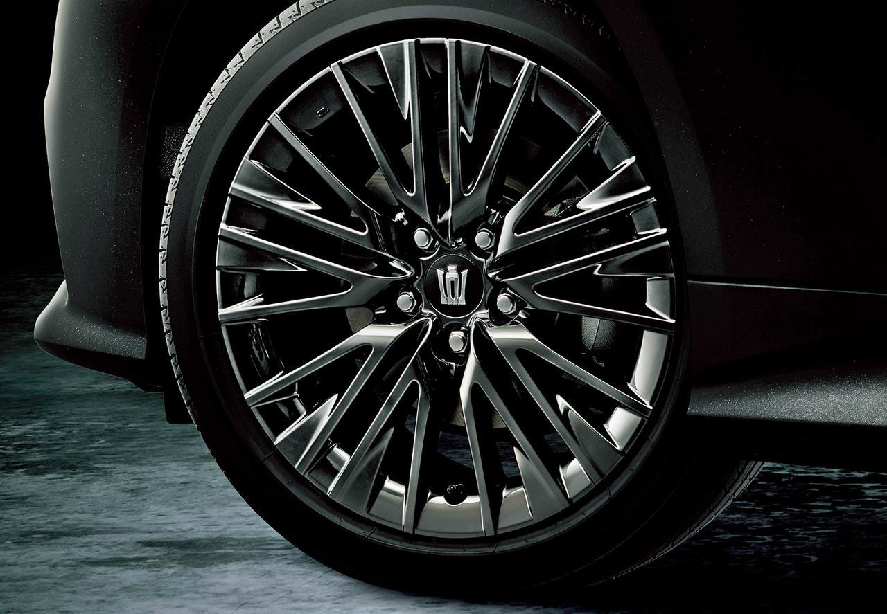 Images : 4番目の画像 - クラウン特別仕様車「スポーツスタイル」 - Webモーターマガジン