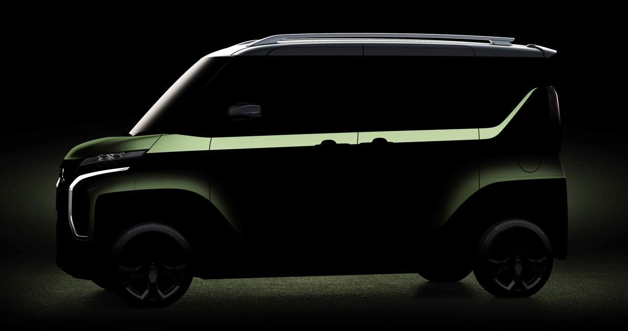画像: 新型軽コンセプトカー『Super Height K-Wagon Concept(スーパーハイトKワゴンコンセプト)」。