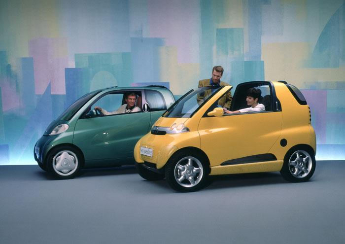 Images : 2番目の画像 - ベンツ小型車の歴史7 - Webモーターマガジン