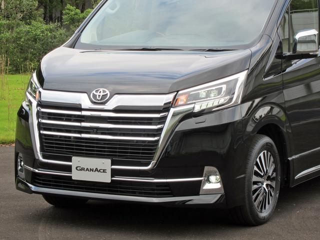東京モーターショー】トヨタが新型フルサイズワゴンの「グラン