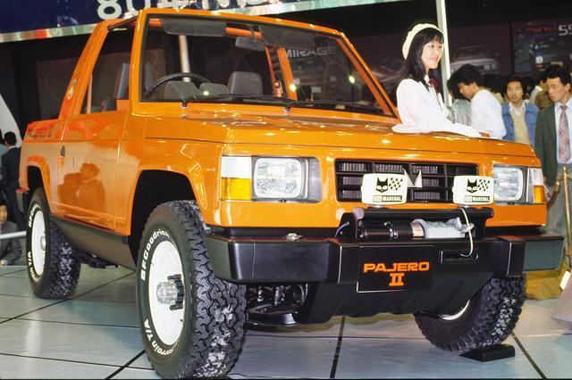 画像: 1979年のショーでは、まだエンジンレスのデザインスタディだった。