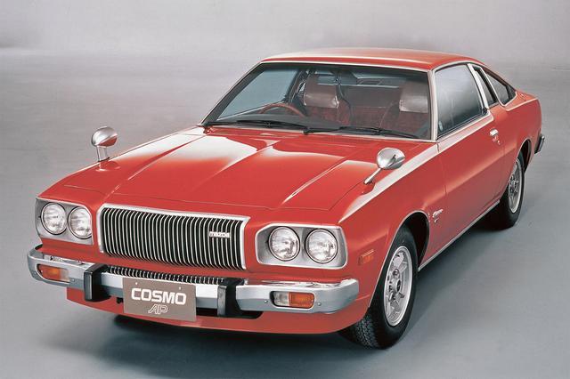 画像: コスモスポーツとは異なるイメージだが、スペシャリティカーとして人気を集めた。