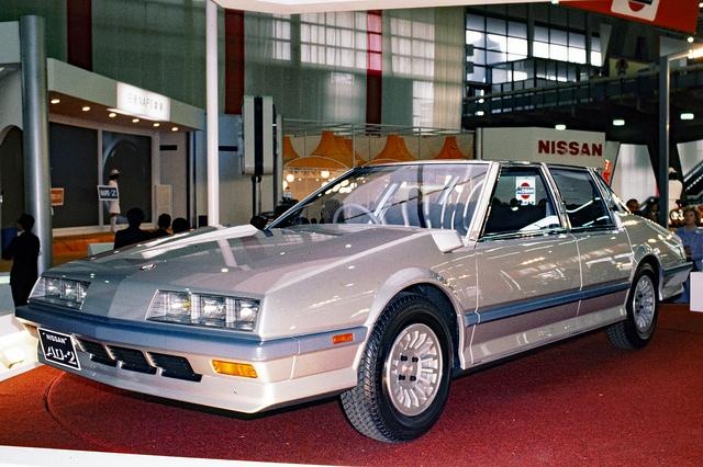 画像: 当時としてはかなり大型のサイズでアメリカ車を彷彿とさせた。