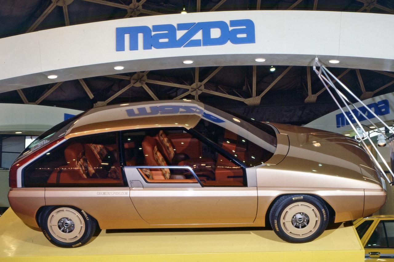 Images : 4番目の画像 - 1981年の東京モーターショー - Webモーターマガジン