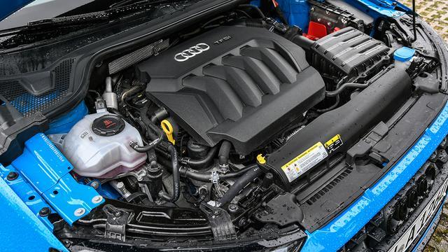 画像: 200psの2L直4ターボ。ほかに110psの1L直3と、150psのcod機能付き1.5L直4を設定する。