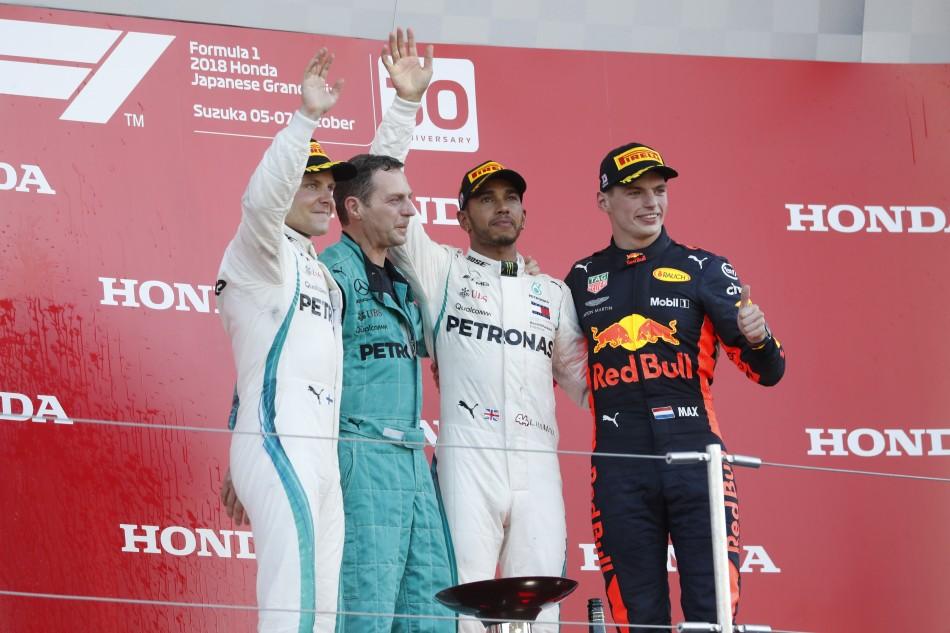 Images : 7番目の画像 - F1第17戦日本GP開幕 - Webモーターマガジン