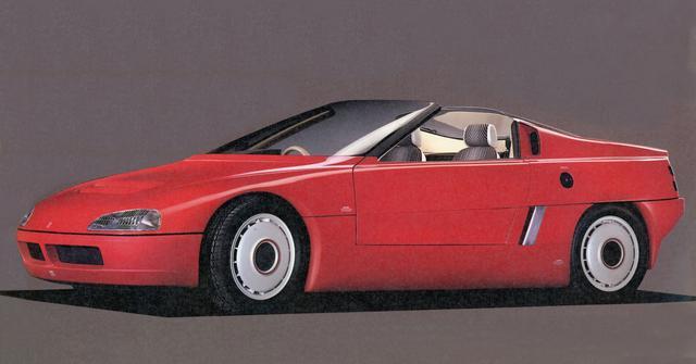 画像: スズキ R/S1は、コンパクトなリアミッドシップスポーツカー。