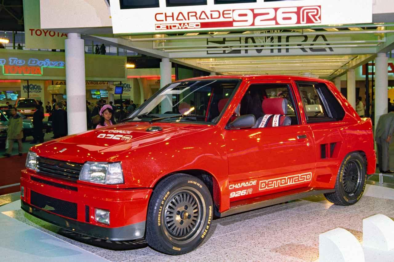 Images : 7番目の画像 - 1985年の東京モーターショー - Webモーターマガジン