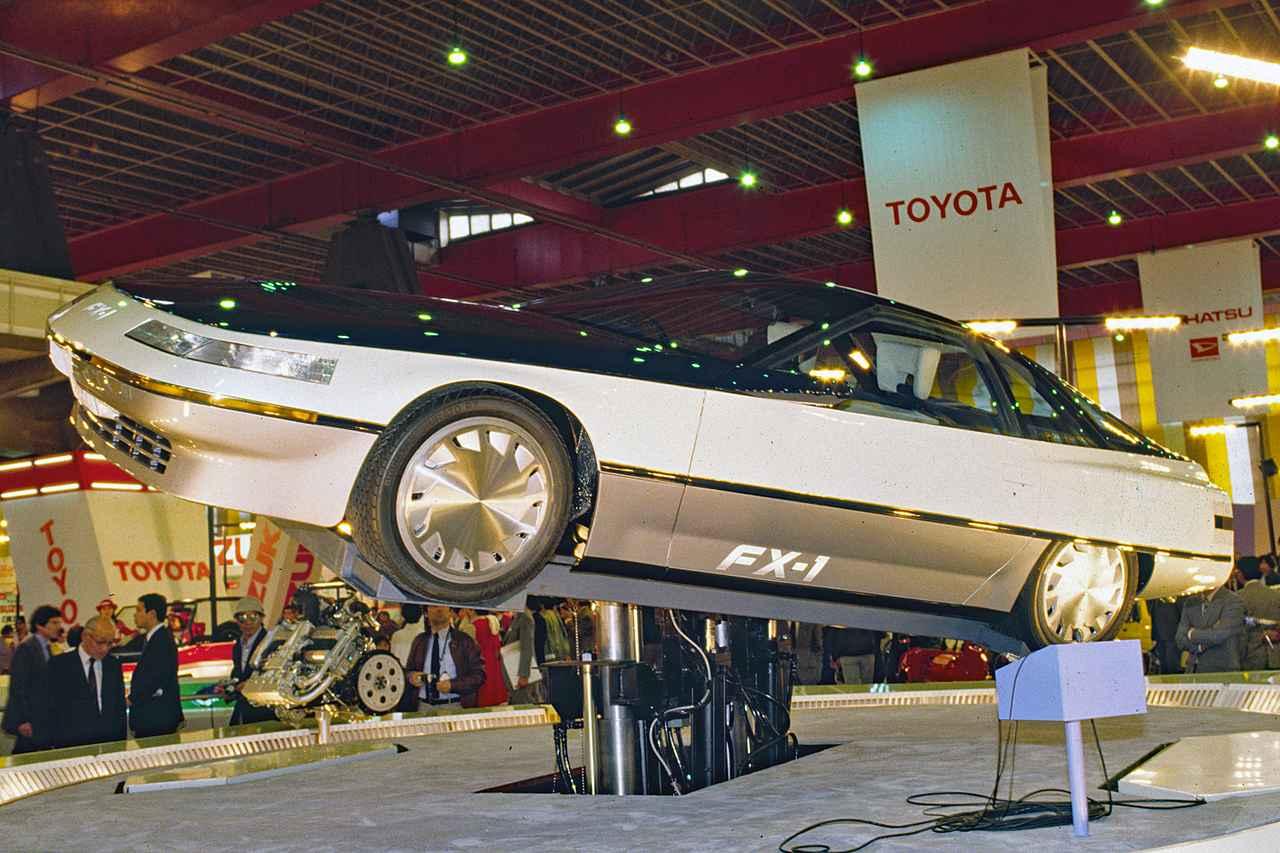 Images : 3番目の画像 - 1993年の東京モーターショー - Webモーターマガジン