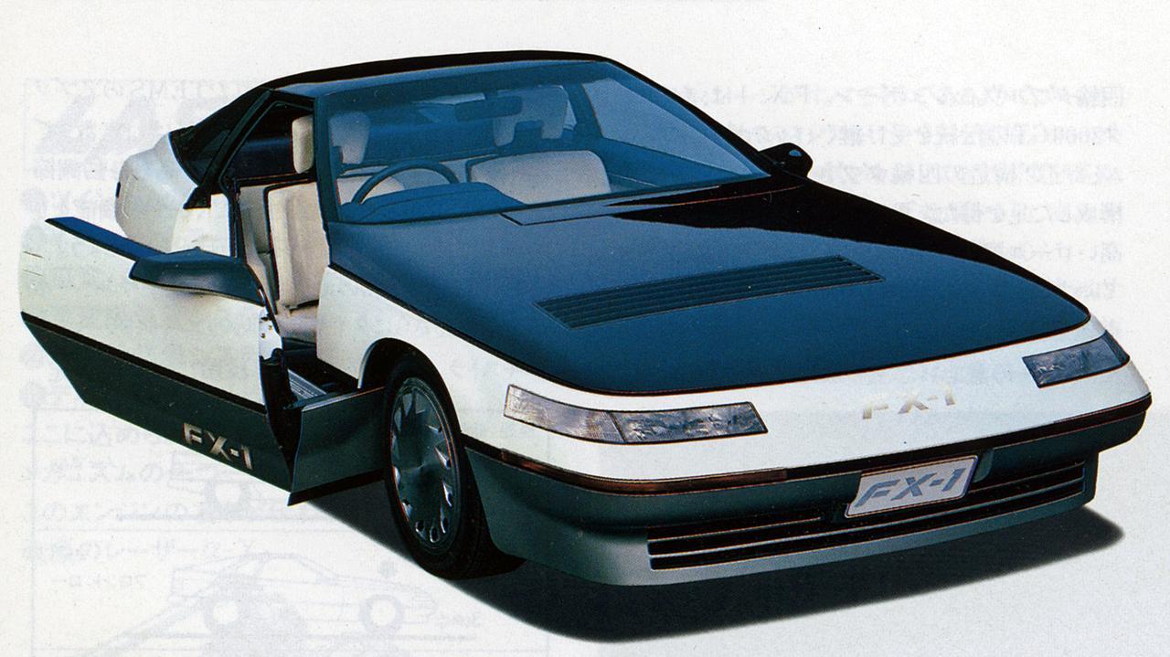 Images : 4番目の画像 - 1993年の東京モーターショー - Webモーターマガジン