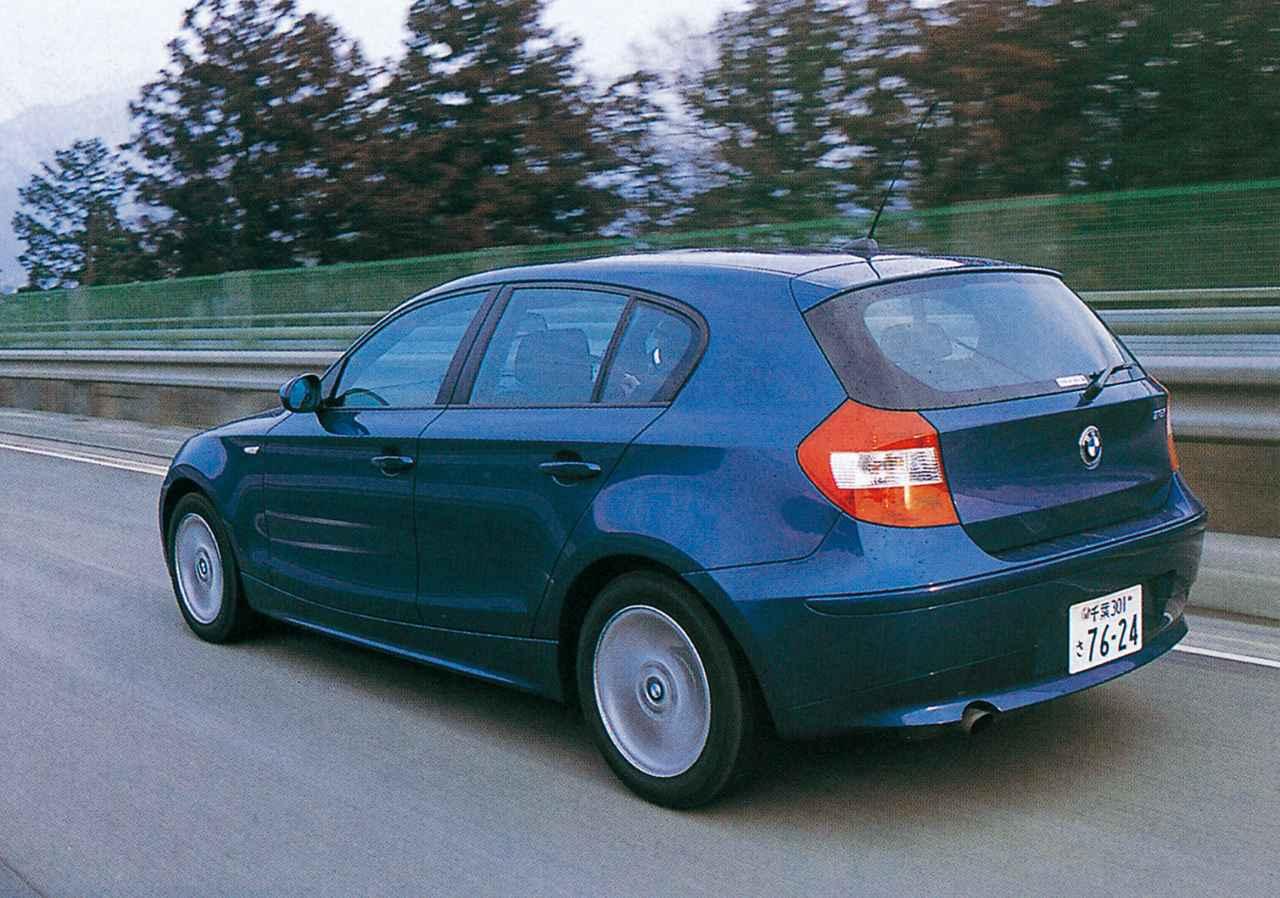Images : 2番目の画像 - 初代BMW1シリーズ - Webモーターマガジン