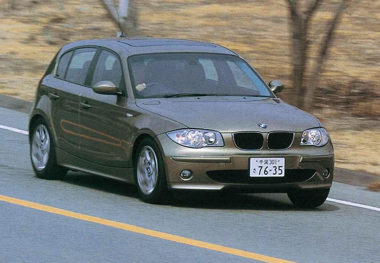 Images : 5番目の画像 - 初代BMW1シリーズ - Webモーターマガジン