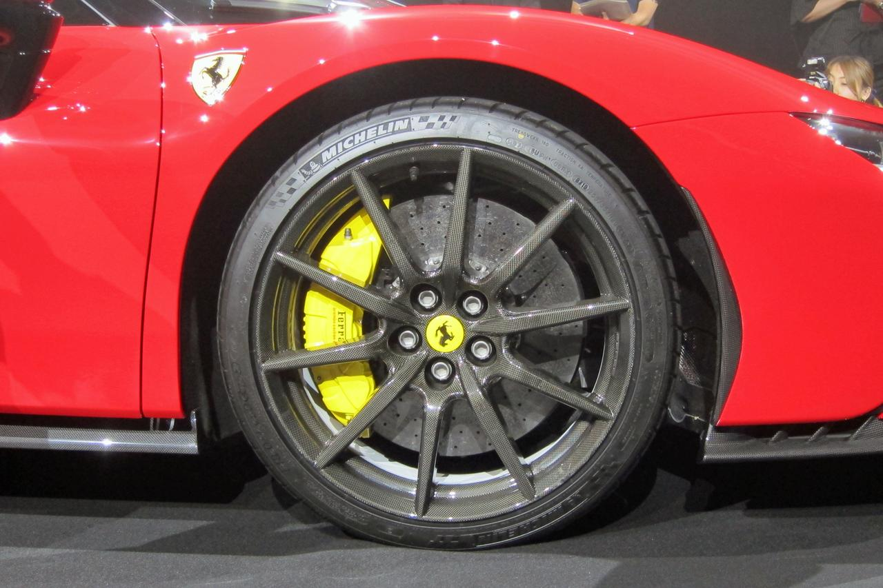 Images : 14番目の画像 - フェラーリ SF90ストラダーレ - Webモーターマガジン