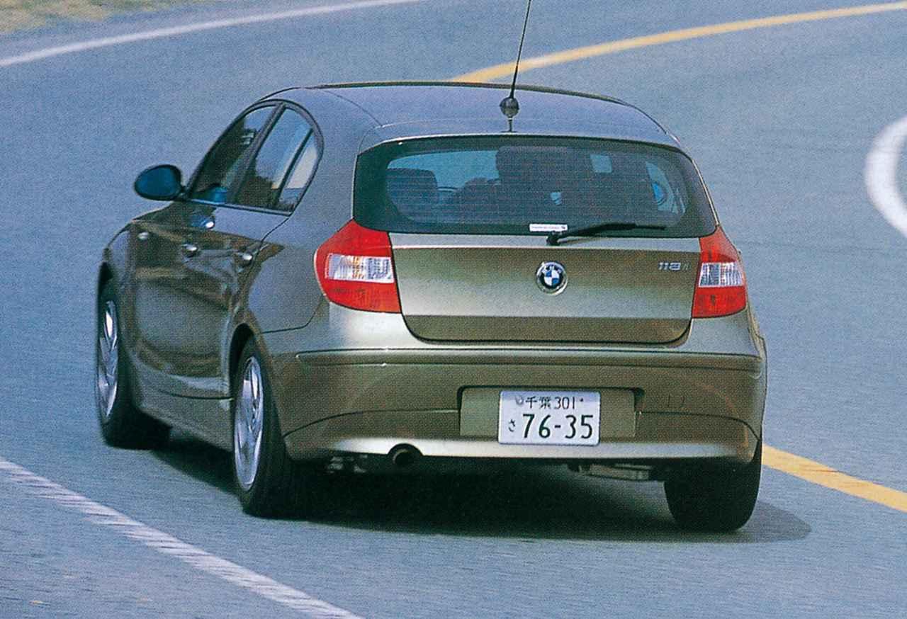 Images : 6番目の画像 - 初代BMW1シリーズ - Webモーターマガジン
