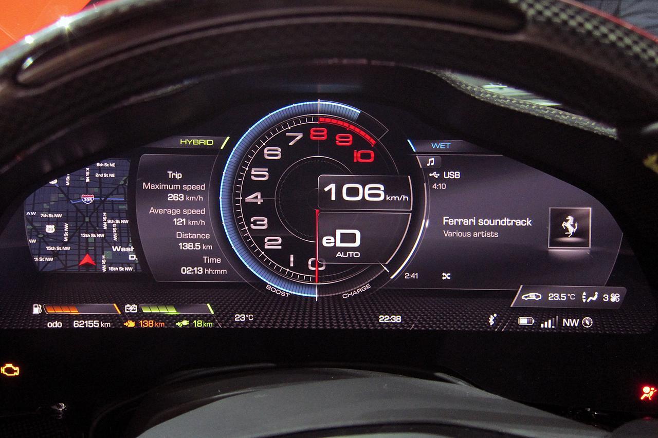 Images : 8番目の画像 - フェラーリ SF90ストラダーレ - Webモーターマガジン
