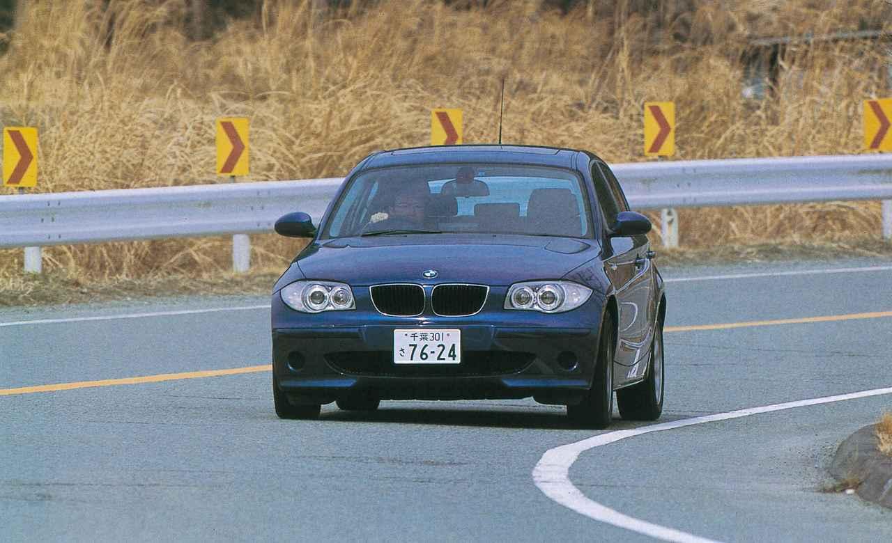 Images : 1番目の画像 - 初代BMW1シリーズ - Webモーターマガジン
