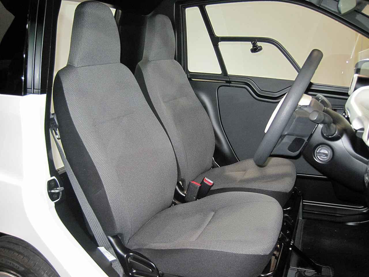 Images : 4番目の画像 - トヨタ 超小型EV - Webモーターマガジン