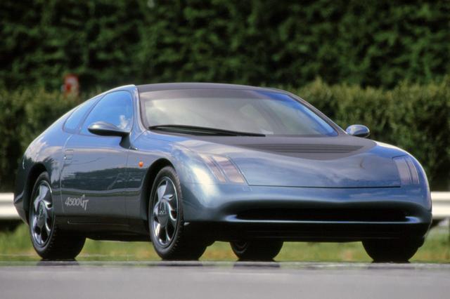 画像: トヨタ 4500GTが次期スープラになるのでは・・・と噂されたこともあった。