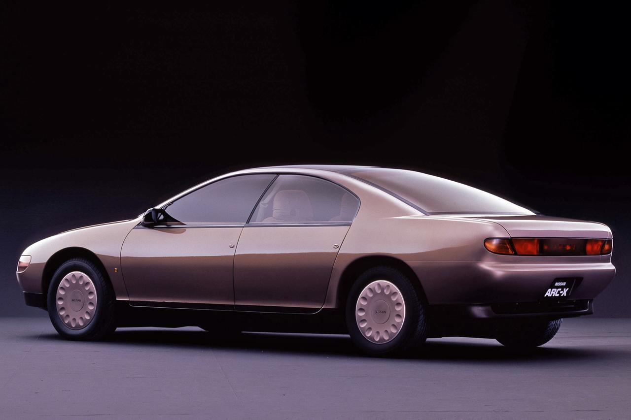 Images : 6番目の画像 - 1987年の東京モーターショー - Webモーターマガジン